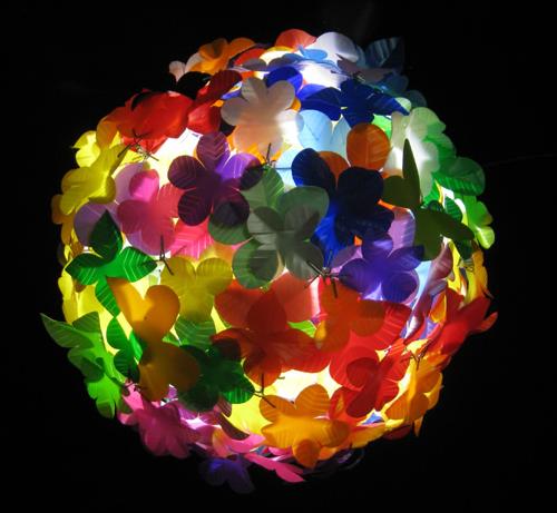 Heath-Nash-flowerball-from-plastics1