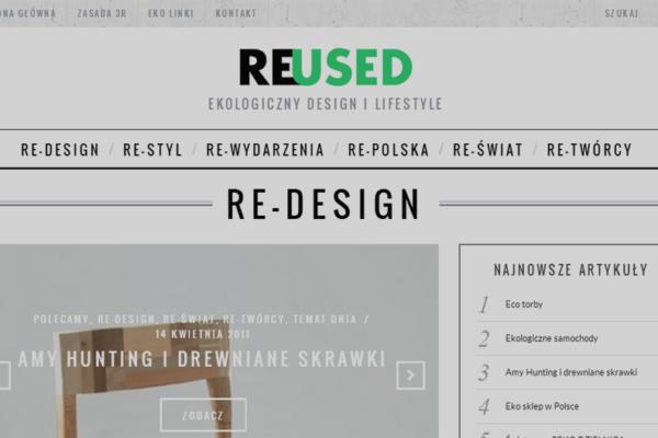 Nowa odsłona Reused.pl